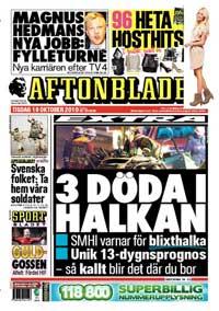 aftonbladet plus flashback Mora