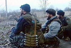 Harda strider i tjetjenien
