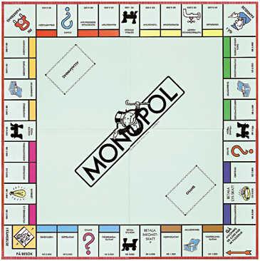 Monopol norge
