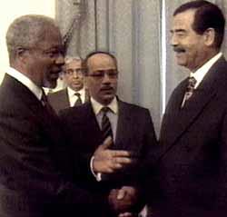 Avtal om fred klart
