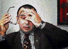 ANKLAGAD Den socialdemokratiske riksdagsmannen Juan Fonseca var chaufför åt den västtyska terroristgruppen Baader-Meinhofligan. - 01sxxfonseca