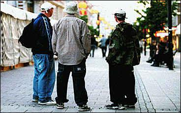 fest ledsagare narkotika nära Göteborg