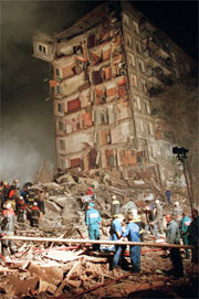 Explosion skadade 50 tal